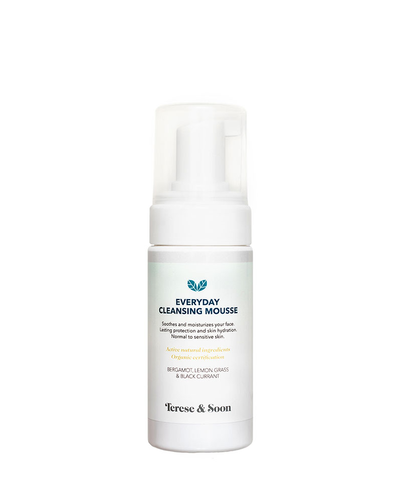 Terese & Soon Everyday Cleansing Mousse